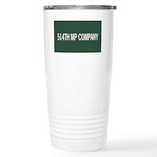ARNG514thMPCoBlackCap3.gif Travel Mug