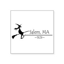 Salem, MA 1626 Sticker