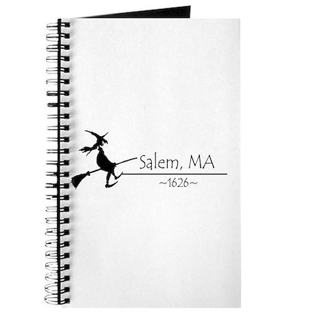 Salem, MA 1626 Journal