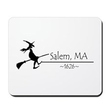 Salem, MA 1626 Mousepad