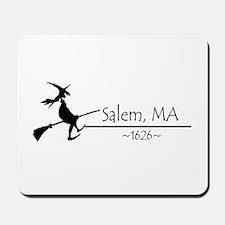 Salem, MA 1626 Mousepad