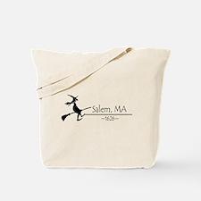 Salem, MA 1626 Tote Bag