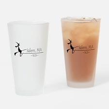 Salem, MA 1626 Drinking Glass