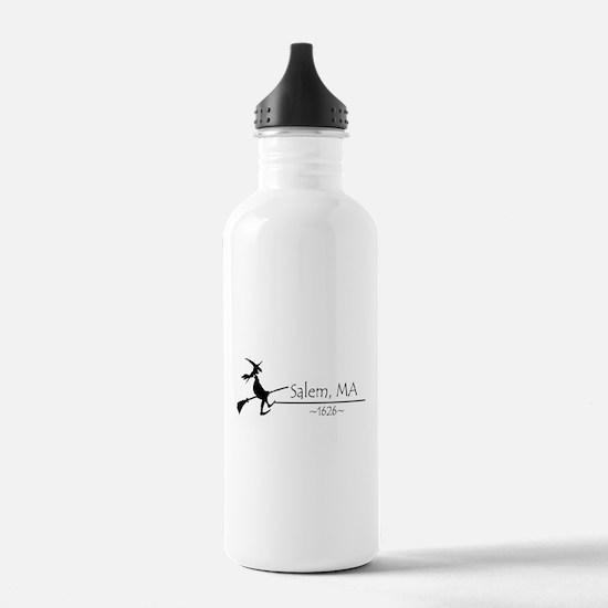 Salem, MA 1626 Water Bottle