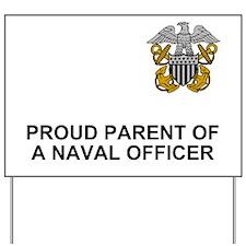NavyParentOfOfficer.gif                  Yard Sign
