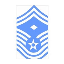 USAFFirstSergeantE8ForBlueMesh Decal
