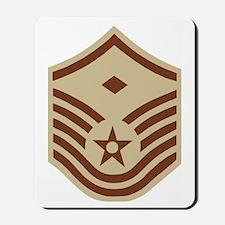 USAFFirstSergeantE7Desert.gif Mousepad