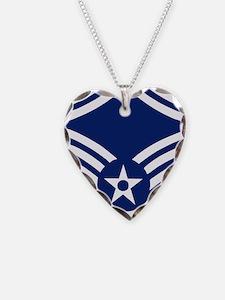 USAFMasterSergeantForCaps.gif Necklace