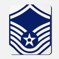 USAFMasterSergeantForCaps.gif Mousepad
