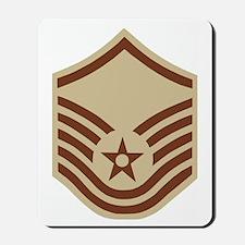 USAFMasterSergeantKhaki.gif Mousepad