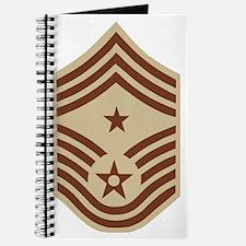 USAFCommandChiefMasterSergeantKhaki.gif Journal