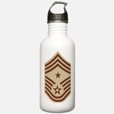 USAFCommandChiefMaster Water Bottle