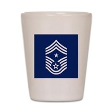 USAFCommandChiefMasterSergeantCoaster.g Shot Glass