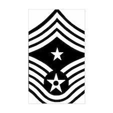 USAFCommandChiefMasterSergeant Decal