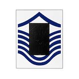 Usaf master sergeant Picture Frames