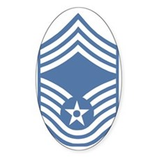 USAFChiefMasterSergeantLightBlue.gi Decal