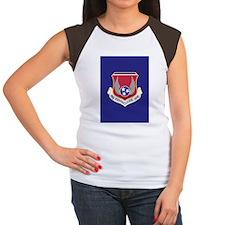 ANGTennHQGreetingCard.g Women's Cap Sleeve T-Shirt