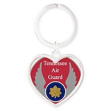 ANGTennMajor.gif Heart Keychain