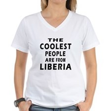 The Coolest Liberia Designs Shirt