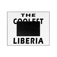 The Coolest Liberia Designs Picture Frame