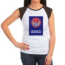 ANGTennGreetingCard.gif Women's Cap Sleeve T-Shirt