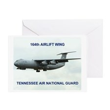 ANGTenn164thAirliftCalendar.gif Greeting Card