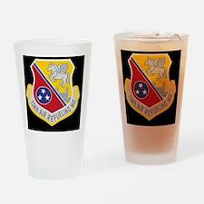 ANGTenn134thARWBlackCap2.gif Drinking Glass