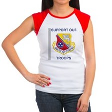 ANGTenn134thARWSupportO Women's Cap Sleeve T-Shirt