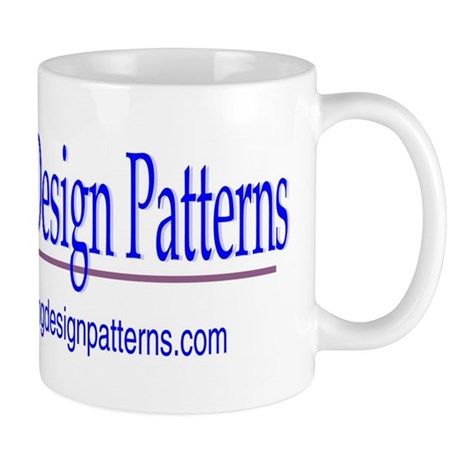 Mug: Dating Design Patterns logo