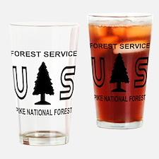 ForestServicePikeForestMessengerBag Drinking Glass