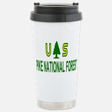 ForestServicePikeForestCap.gif Travel Mug
