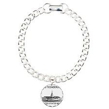 USSTiconderogaTeeShirt.g Bracelet