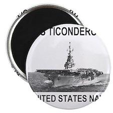 USSTiconderogaTeeShirt.gif Magnet