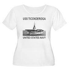 USSTiconderog T-Shirt