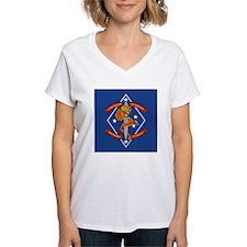 USMC1stBn4thMarinesTileCoas Shirt