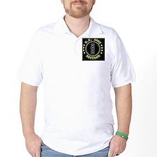 ArmyRetiredCW5BlackCap.gif T-Shirt
