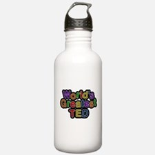 Worlds Greatest Ted Water Bottle