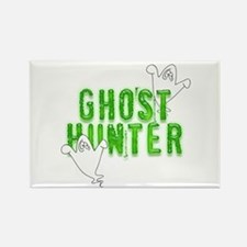Ghost Hunter Rectangle Magnet
