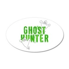 Ghost Hunter Wall Decal