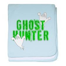 Ghost Hunter baby blanket
