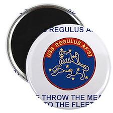 USSRegulusTeeshirt2.gif Magnet