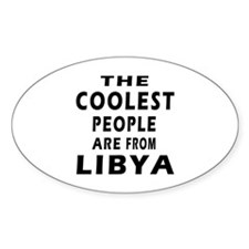 The Coolest Libya Designs Decal