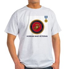 USMCKoreanWarVeteran2.gif T-Shirt