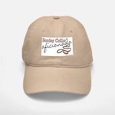 Border Collie Aficionado Baseball Baseball Cap