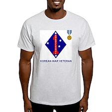 USMC1stMarineDivisionKoreanWarVetera T-Shirt