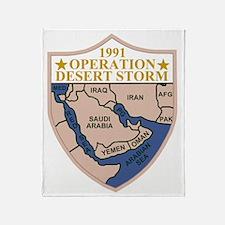 OperationDesertStormBonnie2.gif Throw Blanket