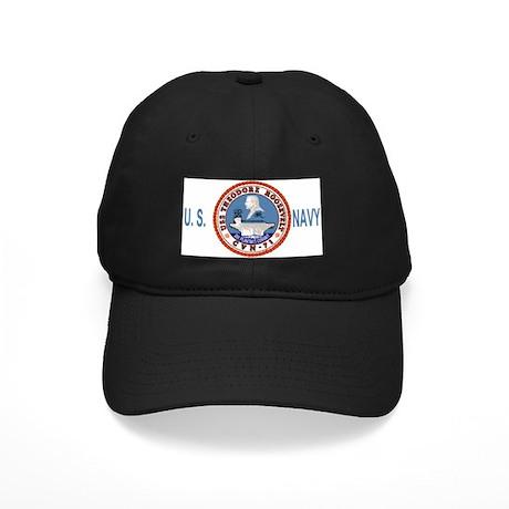 USSTheodoreRooseveltBlueMeshCap.gif Black Cap