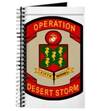 USMC5thMarineRegimentOperationDesertStorm2 Journal