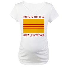 VietnamWarBornInTheUSA.gif Shirt