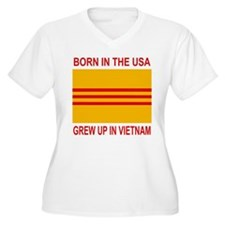 VietnamWarBornInT T-Shirt